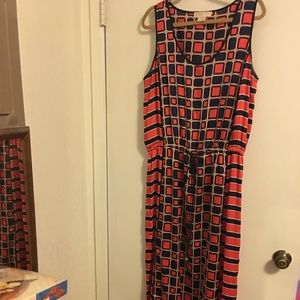 Michael Kors Maxi Dress Size 1X